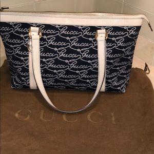 Gucci Abby nautical